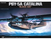 Academy 12487 PBY-5A CATALINA [BLACK CAT]