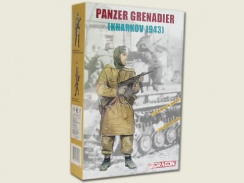 Dragon 1613 German Panzer Grenadier (Kharkov, 1943)