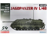 Dragon 3594 - Arab Jagdpanzer IV L/48 - The Six Day War