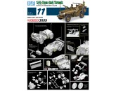 Dragon 3609 IDF 1/4-Ton 4x4 Truck w/MG34 Machine Guns