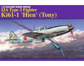 IJA TYPE 3 FIGHTER Ki61-1 'HIEN' (TONY) (3 in 1)