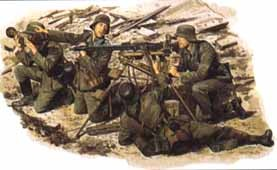 Dragon 6064 MG42 Heavy Machine Gun Team