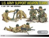 Dragon 6198 US Army Support Teams