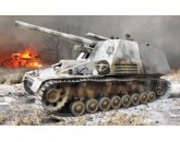 Dragon 6876 Sd.Kfz.165 Hummel Initial Production w/Winterketten