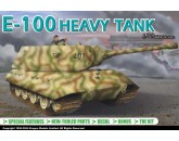 Dragon 7256 German Heavy Tank E-100