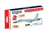 HTK-AS104 Early Su-27S/P/UB  Flanker-B/C