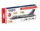 HTK-AS97 Modern Royal Air Force paint set vol. 5
