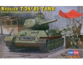 Russian T-34/85 (model 1944 angle-jointed turret) Tank