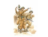 15604 - WWII BRITISH COMMONWEALTH INFANTRY