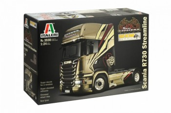 Italeri 3930 SCANIA R730 STREAMLINE