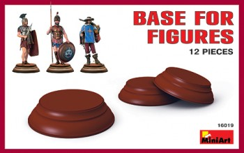 MiniArt 16019 Bases for figures