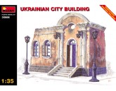 Miniart 35006 Ukrainian City Building