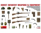 Miniart 35102 Soviet Infantry Weapons and Equipment
