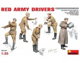 Red Army Drivers MiniArt - Nr. 35144
