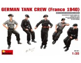 German Tank Crew (France 1940) MiniArt - Nr. 35191