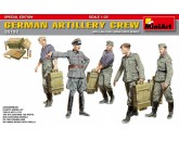 German Artillery Crew Special Edition MiniArt - Nr. 35192