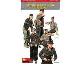 MiniArt 35283 German Tank crew. Special Edition