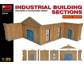 Industrial Building Sections