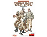 Miniart 37061 - Middle East Tank Crew 1960-70s