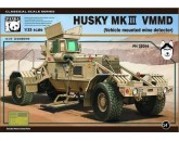 Husky MKIII VMMD (Vehicle mounted mine detector) Panda - Nr.35014