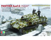 RM5016 Panther Ausf. G early/late with full interior