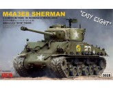 Ryefield Model 5028 M4A3E8 SHERMAN ,,Easy Eight,,