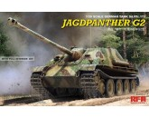 Rye Field Models RM-5022 Jagdpanther G2 with full interior