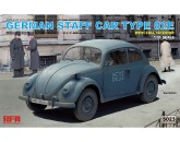 Rye Field Model RM5023 GERMAN STAFF CAR TYPE 82E