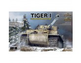 Rye Field Model RM-5025 -Tiger I early Prod.