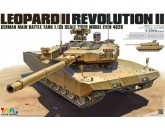 Tiger Model 4628 LEOPARD II REVOLUTION II MBT