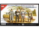 German Officers Field Meeting