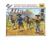 PEASANTS W/AMMO SUPPLY