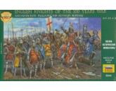 English Knights of the 100years war